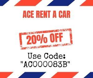 ace rent a car promotion code
