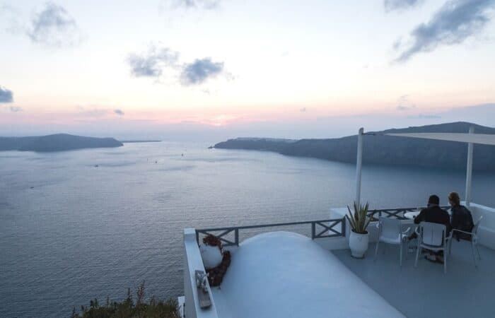 best time to visit santorini featured