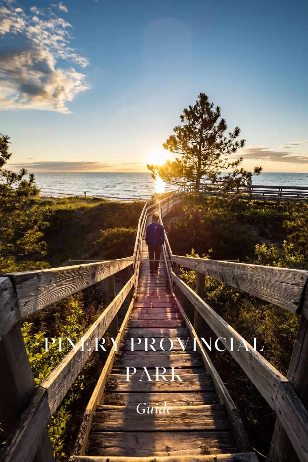 Pinery Provincial Park Guide and Review