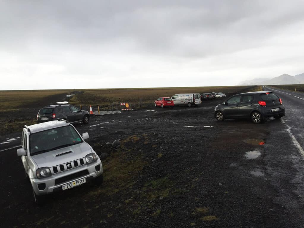all the different types of car for rent in iceland