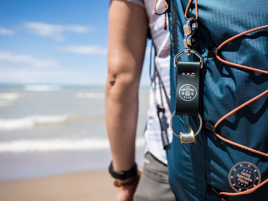 the wander club is one of the products featured in this gifts for travel lovers guide