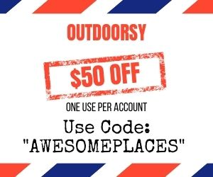 outdoorsy promo code for rv rentals to get  off your booking