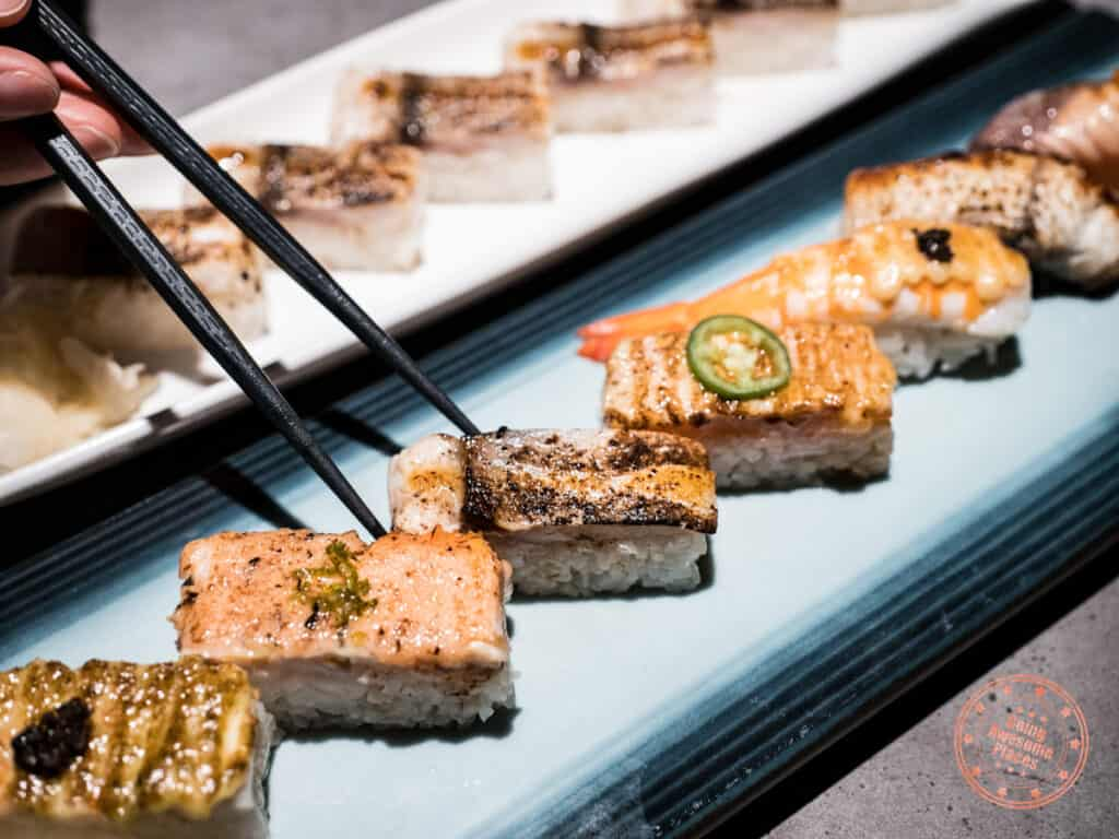 best north york restaurant list includes project fish and torched sushi