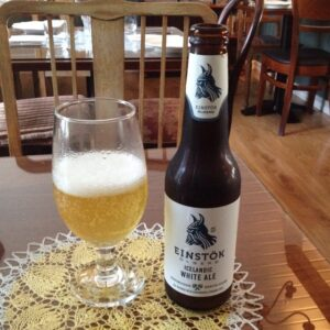 einstok icelandic white ale makes a great souvenir