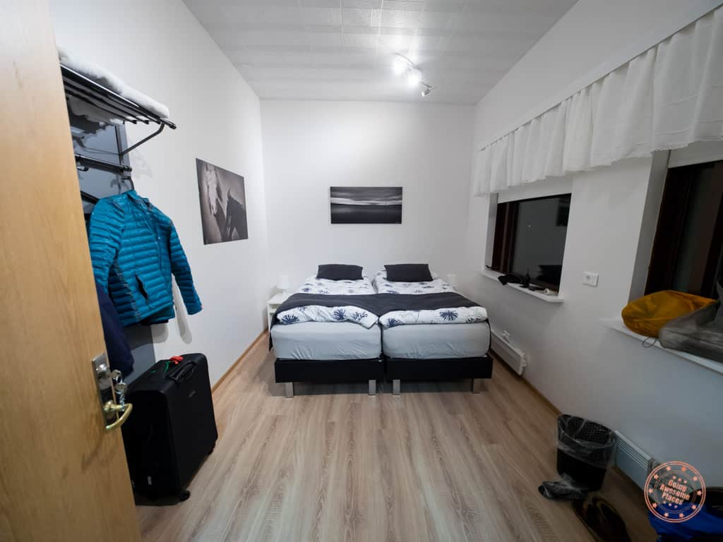 iceland packing list and what we had in our vacation rental
