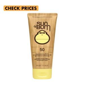 sun bum 50spf sunscreen