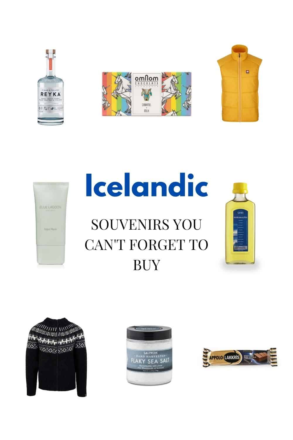Icelandic Souvenirs You Can\'t Forget To Buy