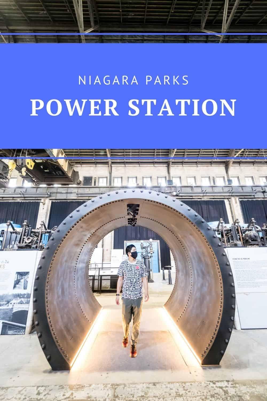 Niagara Parks Power Station Review - New Niagara Falls Attraction