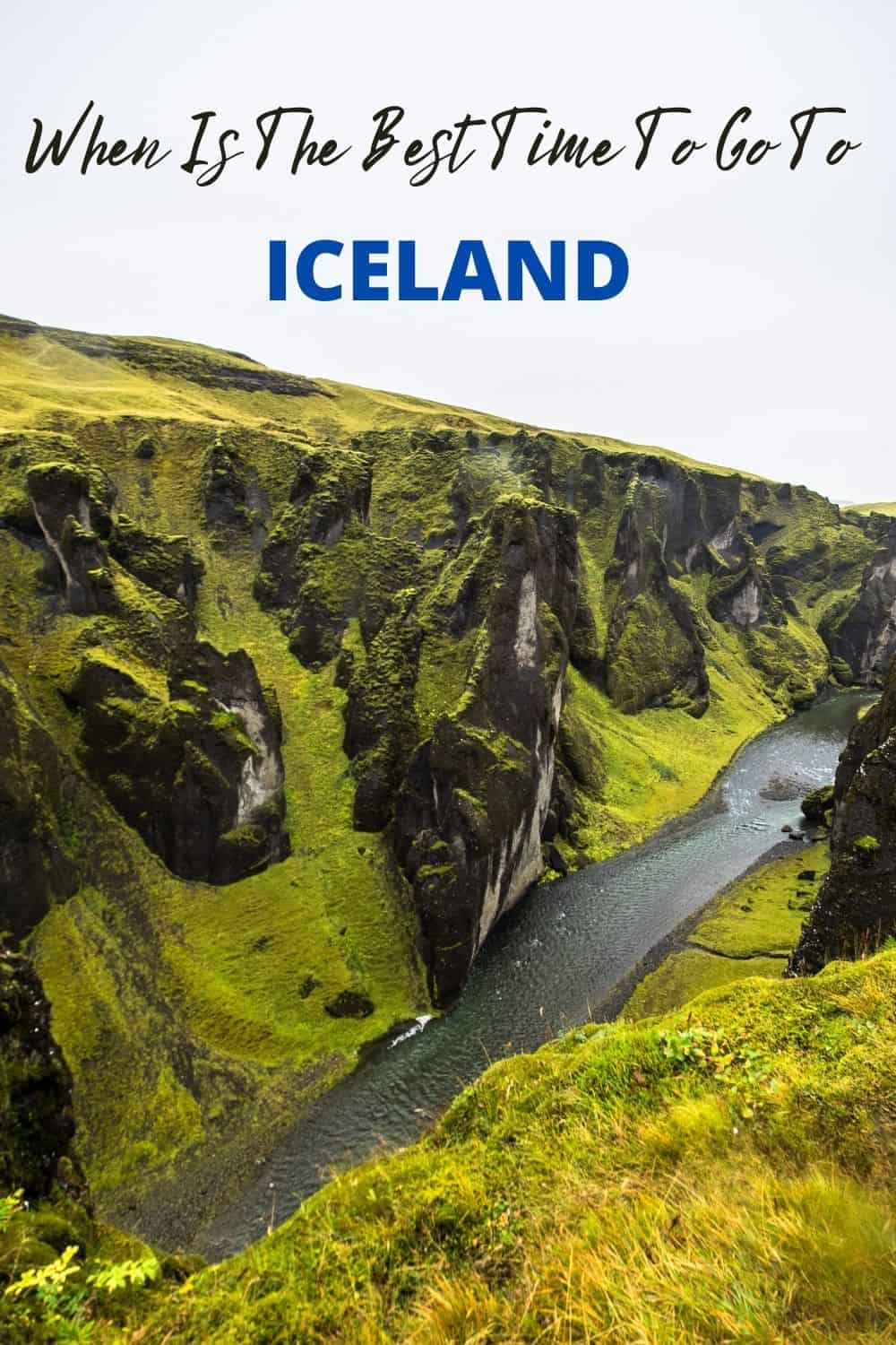 When Is The Best Time To Go To Iceland?